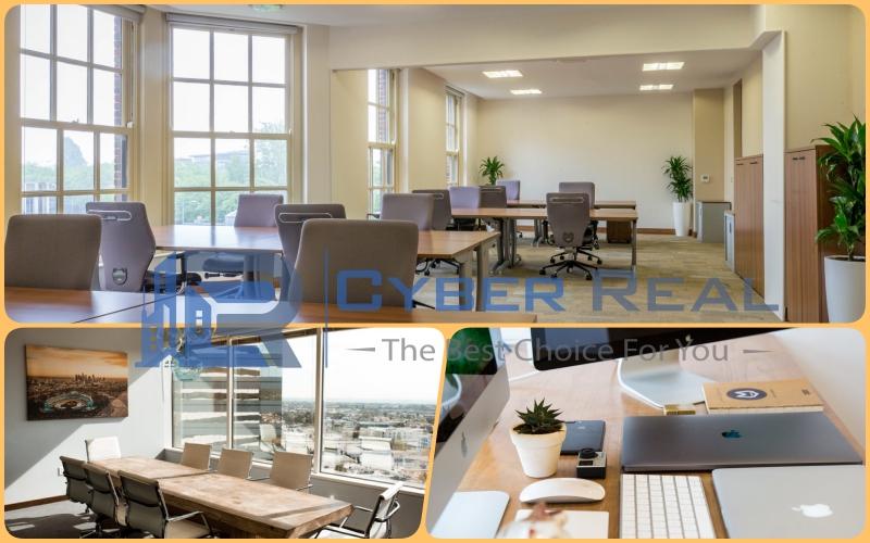 Văn phòng trọn gói là gì